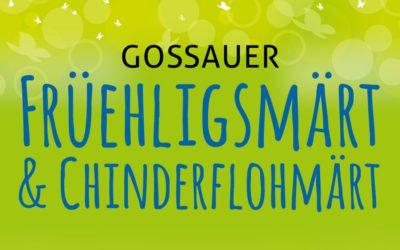 ABGESAGT: Früehligs- & Chinderflohmärt 2020