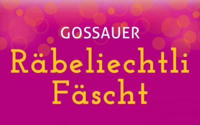 Räbeliechtli-Fäscht 2019